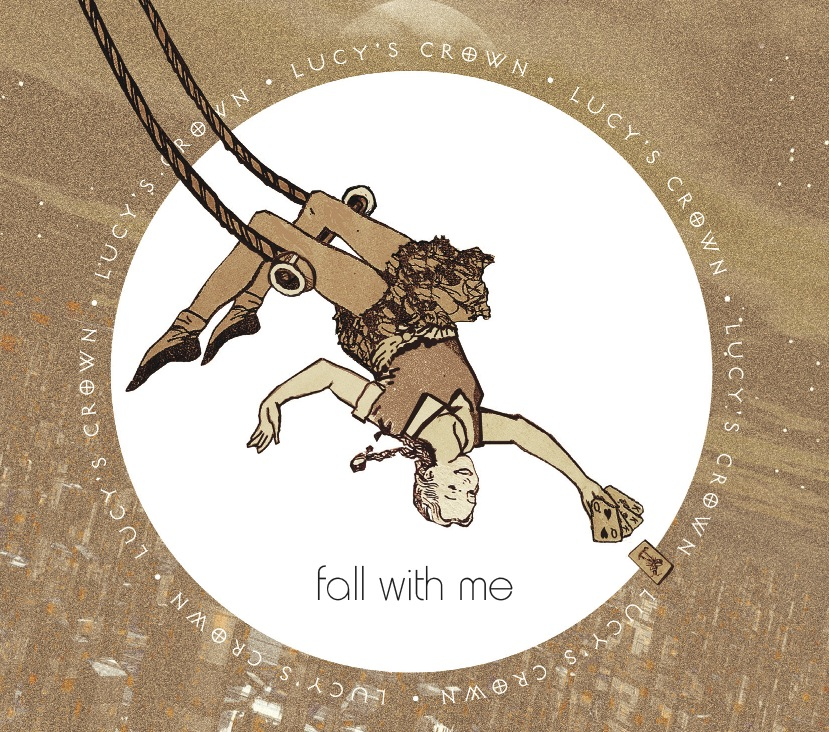 'Fall With Me' 2012 EP cover art