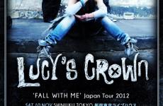 Japan Tour Poster 2012